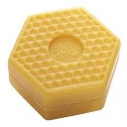 Mydło w kształcie plastra miodu