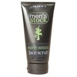 Scrub do twarzy dla mężczyzn NORTH WOODS