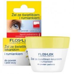 Żel pod oczy ze świetlikiem lekarskim i rumiankiem (10g)
