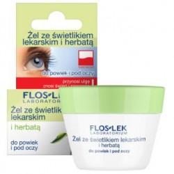 Żel pod oczy ze świetlikiem i herbatą (10 g)
