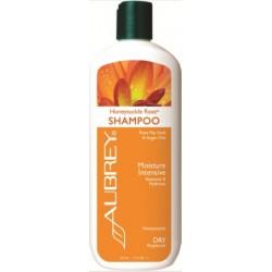 Nawilżający szampon z olekiem z dzikiej róży i wiciokrzewem