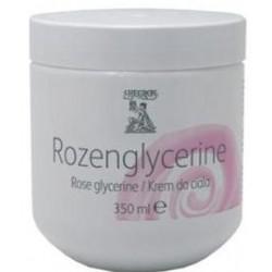 Różany glicerynowy krem do ciała i dłoni
