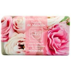 Mydło magnoliowe Nature de Marseille