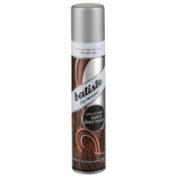 Suchy szampon do włosów DARK DEEP BROWN
