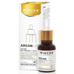 Arganowy olejek do twarzy ARGANLIFE