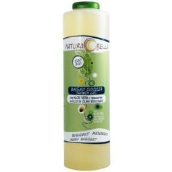 Aloesowy żel pod prysznic o zapachu piżmowym