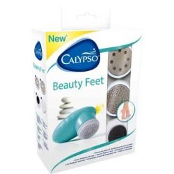 Elektryczny zestaw do pielęgnacji stóp CALYPSO BEAUTY FEET