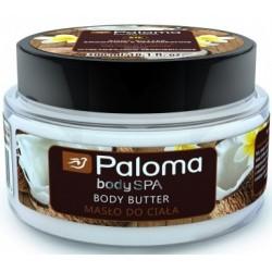 Masło do ciała wygładzająco-regenerujące