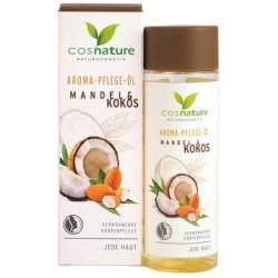 Naturalny migdałowo-kokosowy olejek do ciała