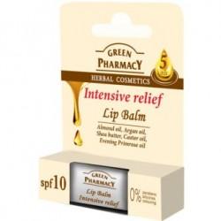 Zmiękczający balsam do ust SPF10