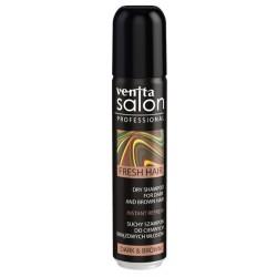 Suchy szampon DARK & BROWN