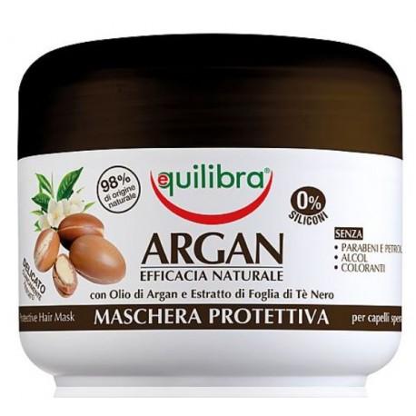 Ochronna maska do włosów z olejkiem arganowym