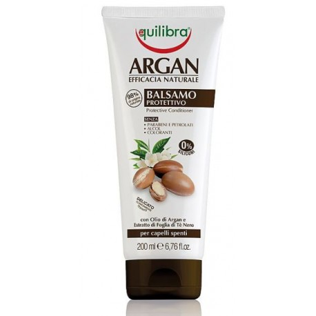 Ochronna odżywka do włosów z olejkiem arganowym