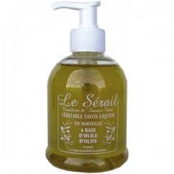 Marsylskie mydło w płynie o zapachu lawendowym