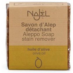 Mydło z Aleppo odplamiające Najel