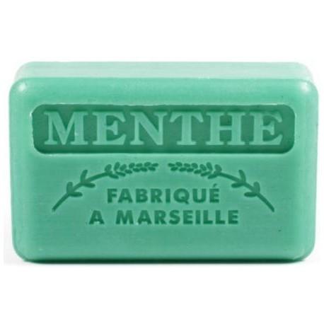 Marsylskie mydło MIĘTA