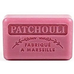 Marsylskie mydło PACZULA