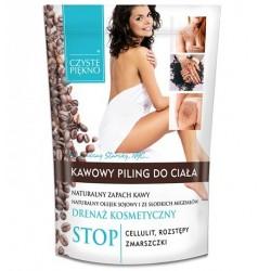 Kawowy peeling do ciała CZYSTE PIĘKNO