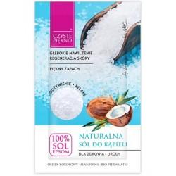Sól do kąpieli EPSOM z olejkiem kokosowym