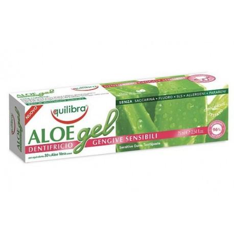 Pasta do wrażliwych zębów i dziąseł - żel aloesowy