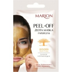 Złota maska peel-off GOLDEN SKIN CARE