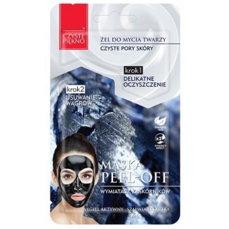 Żel do mycia twarzy + maska CZYSTE PIĘKNO