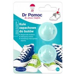 Kule zapachowe do butów DR POMOC