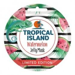 Żelowa maseczka do twarzy WATERMELON TROPICAL ISLAND