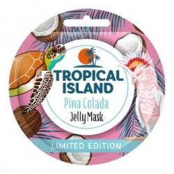 Żelowa maseczka do twarzy PINACOLADA TROPICAL ISLAND