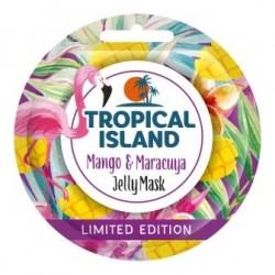Żelowa maseczka do twarzy MANGO & MARAQUYA TROPICAL ISLAND