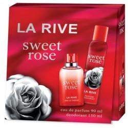 Zestaw upominkowy SWEET ROSE