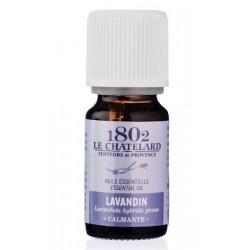 Lawendowy olejek eteryczny LAVANDIN Le Chatelard