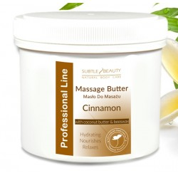 Masło do masażu CYNAMON