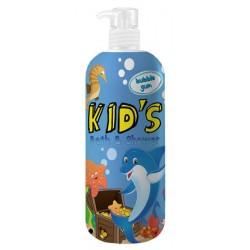 Żel pod prysznic i do kąpieli KIDS DEEP OCEAN