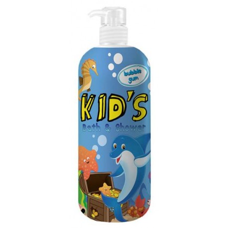 Żel pod prysznic i do kąpieli KIDS DEEP OCEAN 950 ml