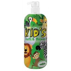 Żel pod prysznic i do kąpieli KIDS CRAZY JUNGLE
