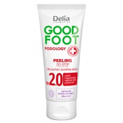 Peeling do stóp GOOD FOOT PODOLOGY