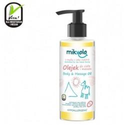 Olejek do ciała i masażu dla dzieci MIKKOLO