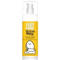 Sodowa pianka do mycia twarzy EGG-CELLENT MOUSSE