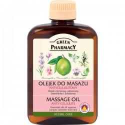 Antycellulitowy olejek do masażu