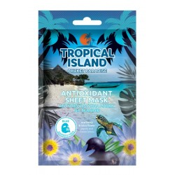 Maska na tkaninie TROPICAL ISLAND PHUKET PARADISE