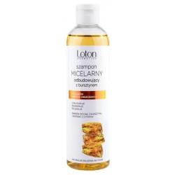 Odbudowujący szampon micelarny BURSZTYN
