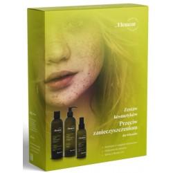 Zestaw kosmetyków do włosów z aktywnym węglem _ELEMENT