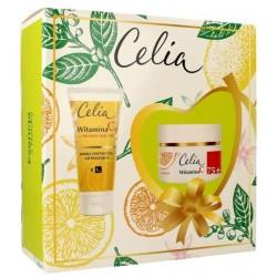 Zestaw kosmetyków 75+ CELIA z witaminą C