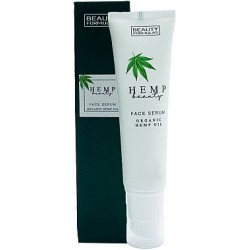 Serum do twarzy z olejem konopnym HEMP BEAUTY