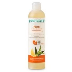 Cytrusowy płyn do mycia naczyń GREENATURAL