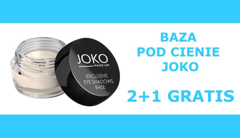 Baza pod cienie JOKO gratis