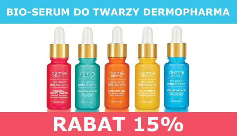 Serum do twarzy DermoPharma