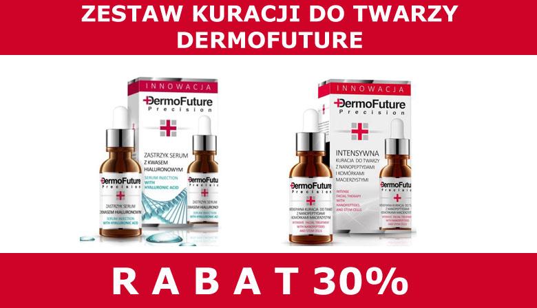 Zestaw promocyjny DermoFuture