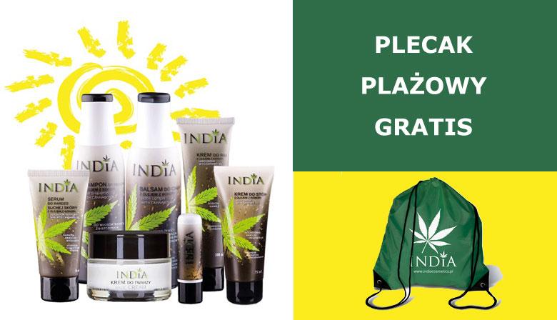 India Cosmetics promocja